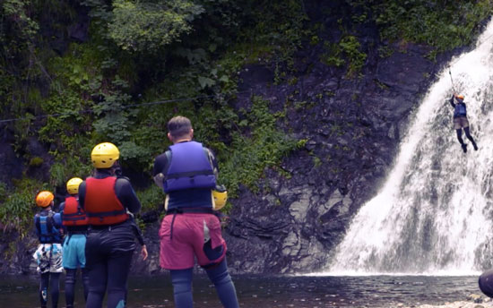 Adventure travel in Wales