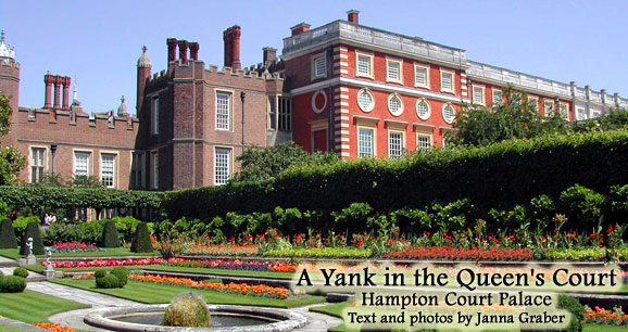Visit Hampton Court Palace