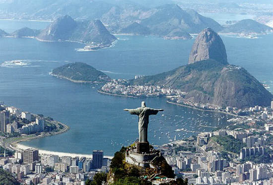 Christ the Redeemer is one of the new seven wonders of the world.