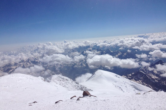 """One of the """"Seven Summits,"""" this is an outdoor adventurer's dream"""