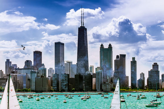 Travel in Chicago, Illinois