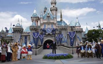Disneyland opened in 1955.