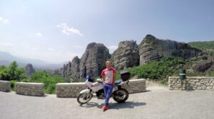 Video: 8000km Motorbike Trip Across The Balkans