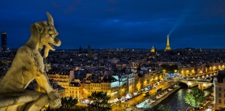 Paris at night. Flickr/ J. M. Molinelli