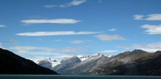 Alaska travel offers the chance to see Glacier Bay.