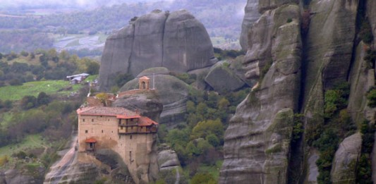 Greece's Meteora Monastaries