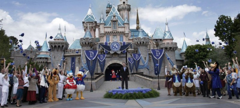 Disneyland is one of the top attractions in California. Photo by Disneyland Resort