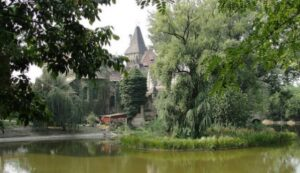 The Pearl of Budapest, Hungary: The Lake of City Park