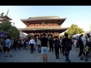 Video: 100km Walk Around Tokyo in 3 Days