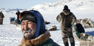 The locals in Greenland. Photo by VisitGreenland.com