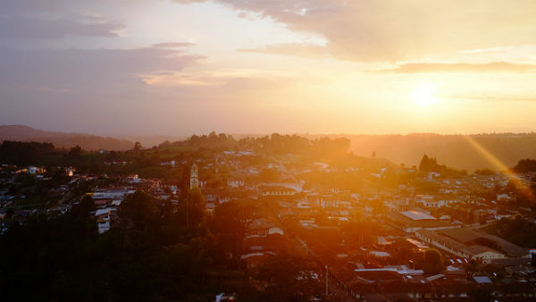 Travel in Salento Columbia