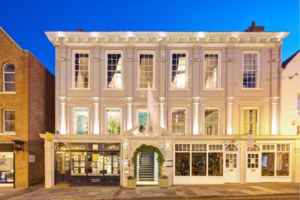 Best boutique hotels in uk stay in style for Best boutique hotels uk