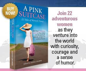 Travel anthology: A Pink Suitcase