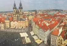 Study abroad program in Prague
