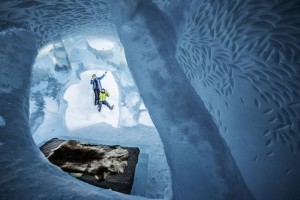 A Visit to Sweden's ICEHOTEL