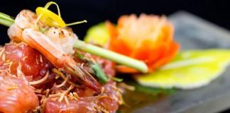 A tasty shrimp dish at Aloy Modern Thai. Photo courtesy Aloy Modern Thai