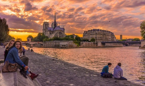 The Seine is a famous river in Paris.