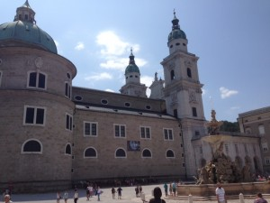 Salzburg: The Sound of Music and Silence