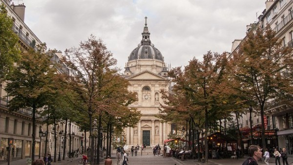 The Sorbonne is a well known school.