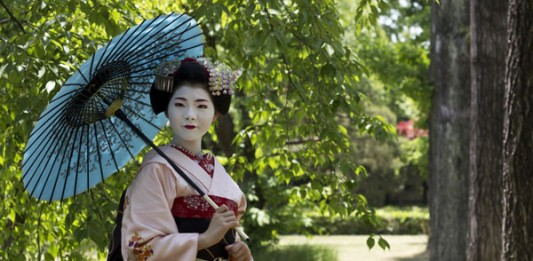 Going Geisha in Gion