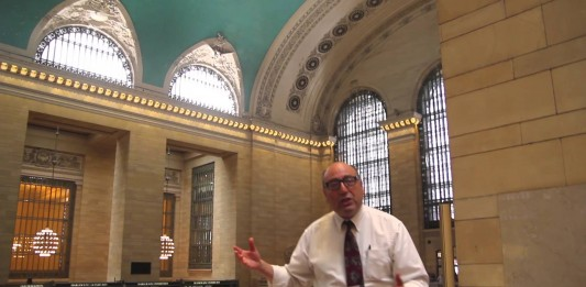 Grand Central Terminal: Secrets of the Main Concourse Ceiling