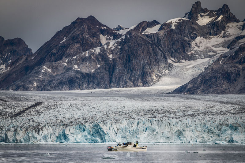 Greenland offers rugged beauty and a unique cultural experience. Photo by VisitGreenland.com