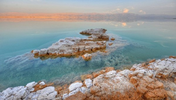 Travel in the Dead Sea area of Israel brings lots of adventure.