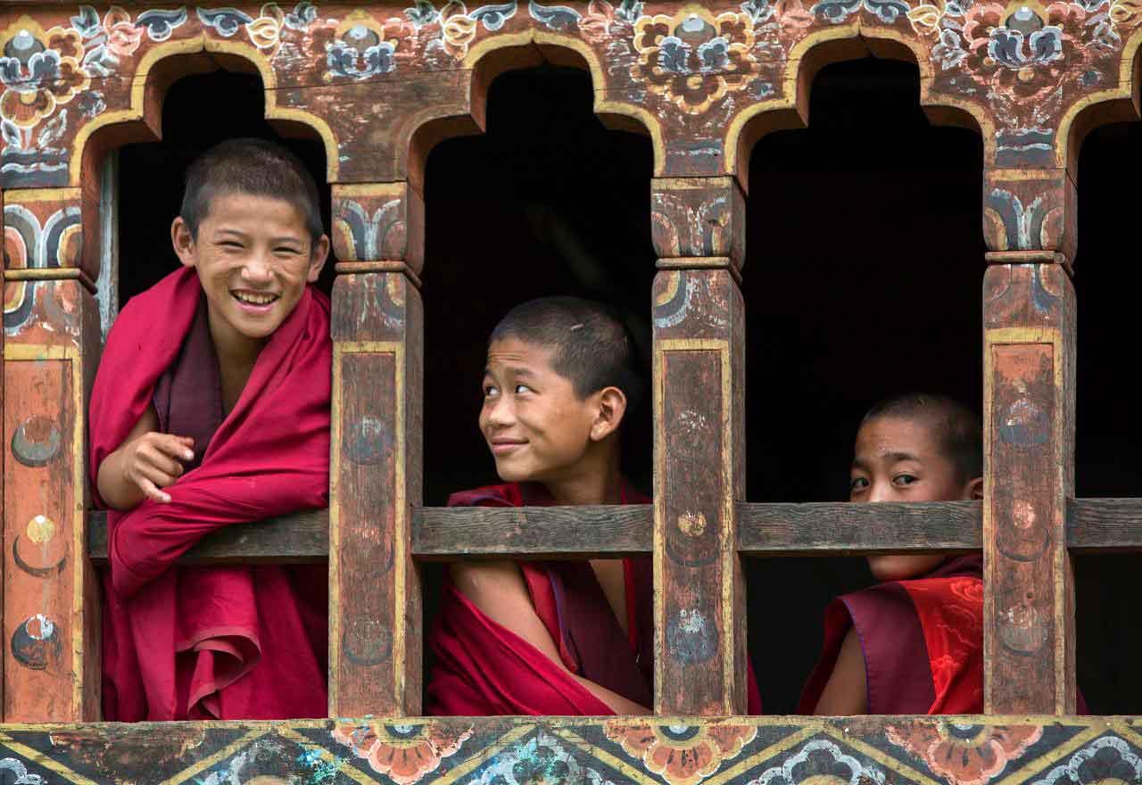 Thunder Dragon: Adventures in Bhutan