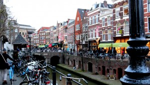 Utrecht: Arteries of City Life