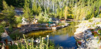 Colorado is home to many hot springs, from small pools tucked deep in the mountains to large hot springs that are the centerpiece of the community. Photo by Colorado.com