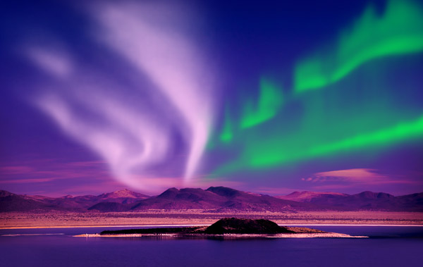 Where to view the Northern Lights in Canada