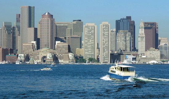 Boston is a family-friendly destination.