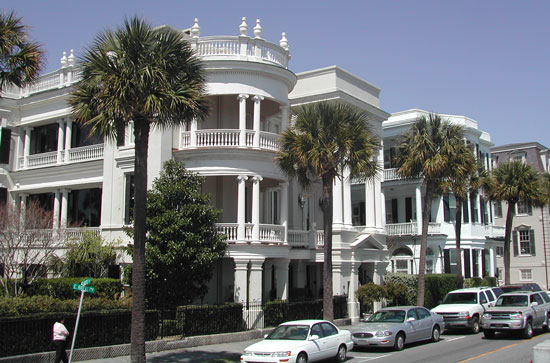Family travel in Charleston