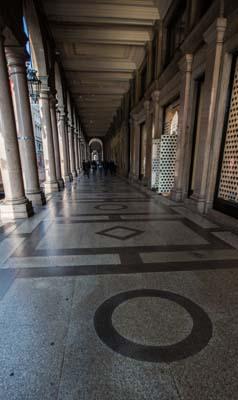Travel in Torino, Italy