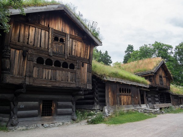 The Norsk Folkemuseum Norway
