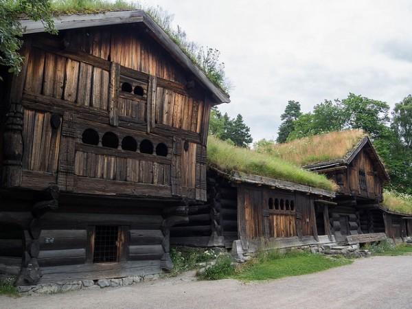 The Norsk Folkemuseum Norway