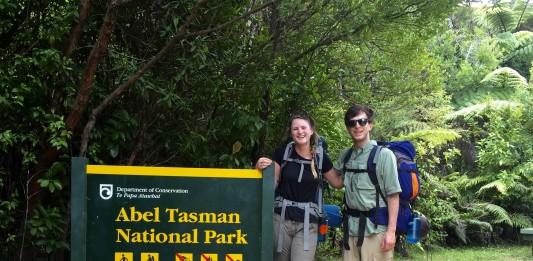 Say Kiwi: Exploring Abel Tasman National Park