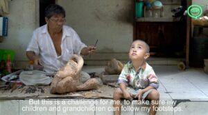 Video: Meet One of Bali's Last Master Woodcarvers