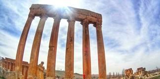 World travel - Temple of Jupiter