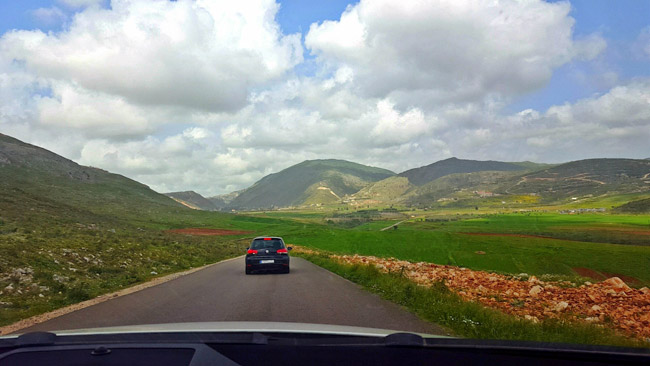 Travel in Jnoub Lebanon