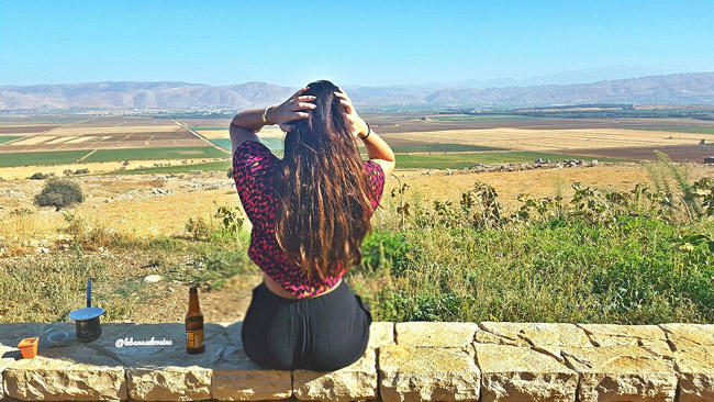 Travel in Lebanon - travel in West Beqaa