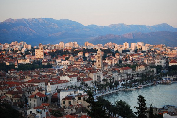 Travel to Split Croatia