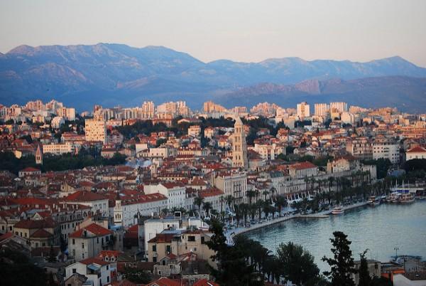 Travel to Split Croatia