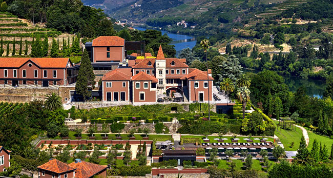 Wine Tours in Portugal - Six Senses Douro Valley in Portugal