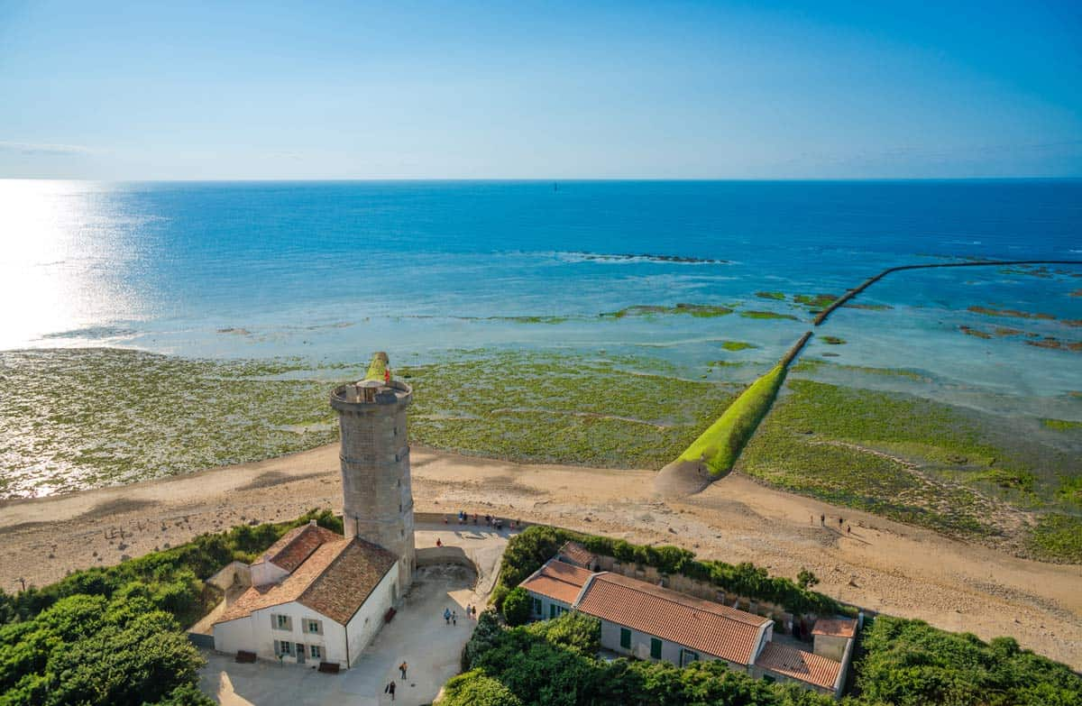French Coast Exploration of Ile de Ré For Beach Fun and Surfing