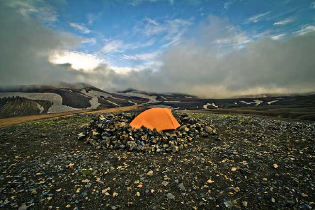 Travel in Iceland. Klara Harden spent 25 days traveling alone through Iceland. Photo by Klara Harden