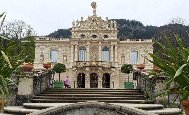 Linderhof Palace. Photo by Benjamin Rader