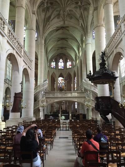 St. Etienne in Paris