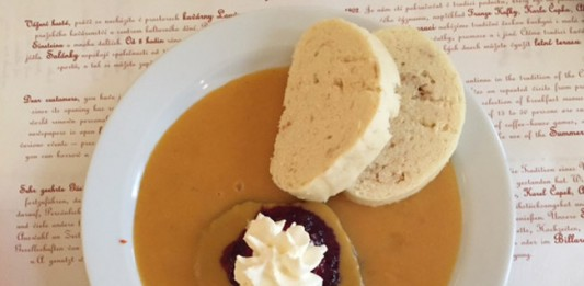 Eating Your Way through Prague