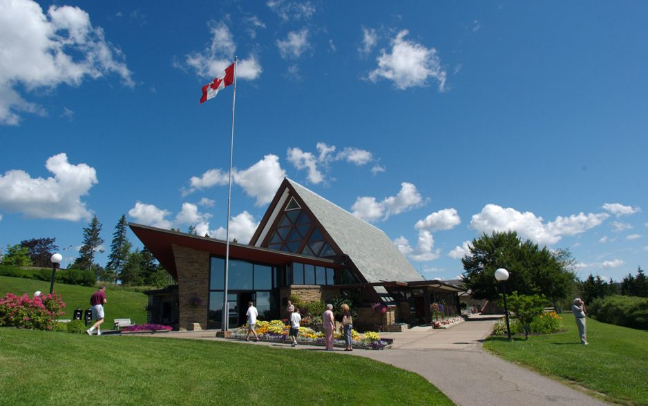 Alexander Graham Bell National Historic Site, Cabot Trail, Cape Breton Island.